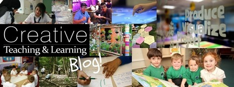 Creative Teaching and Learning Blog: Activities for outdoor learning this Autumn | Primary Humanities | Scoop.it