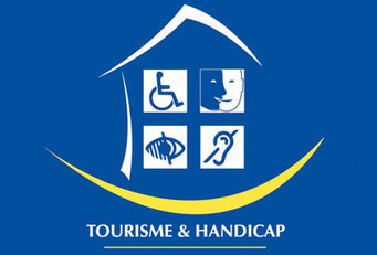 Les gîtes de France affichent le label Tourisme et Handicap ... | Le tourisme pour les pros | Scoop.it