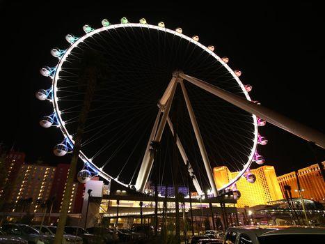 Take a ride on the world's tallest Ferris wheel | Las Vegas Update | Scoop.it