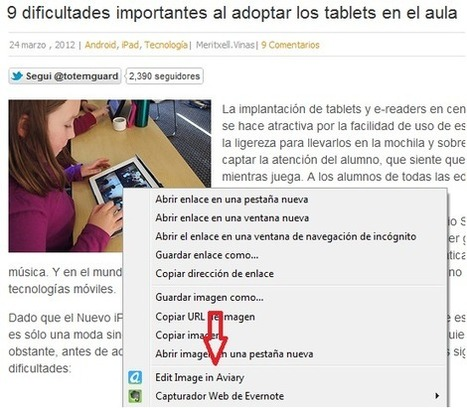 18 extensiones imprescindibles de Chrome para profesores y alumnos | EDUDIARI 2.0 DE jluisbloc | Scoop.it