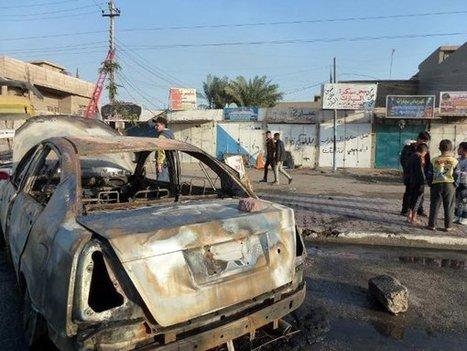 Iraq attacks kill 23 as year's toll tops 6,200 | People and politics | Scoop.it