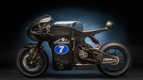 Monster Machines: The Sarolea Superbike Is A Lightning-Powered Speed Demon - Gizmodo Australia | Electric Motorcycle | Scoop.it