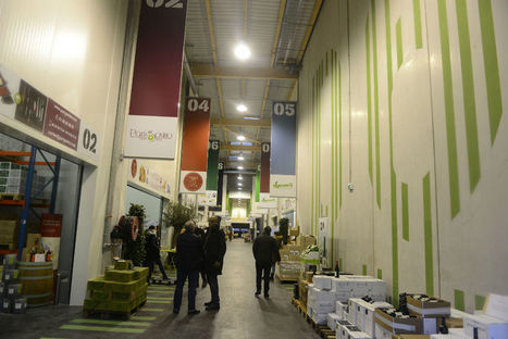 Rungis met l'accent sur le bio avec un pavillon dédié | Organics Cluster | Scoop.it