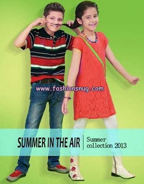 Guts Latest Kids Wear Dresses For Casual Wear 2013 | Parenting | Scoop.it