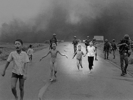 Photographer Nick Ut Revisits the Place Where He Shot 'Napalm Girl' | xposing world of Photography & Design | Scoop.it