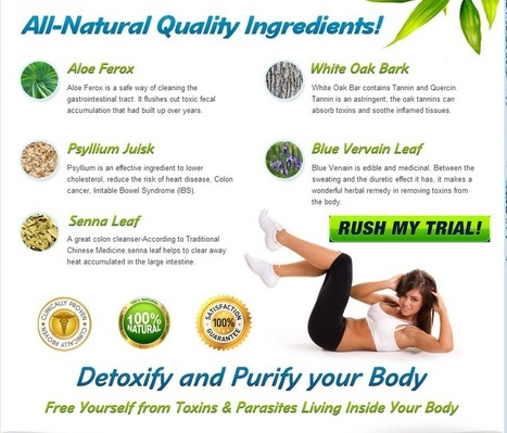 Aloe Ferox Cleanse Review - Free Trial (Limited Supplies) | HEALTH IS WEALTH | Scoop.it