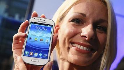 Samsung to widen smartphone gap with Apple this year | Samsung mobile | Scoop.it