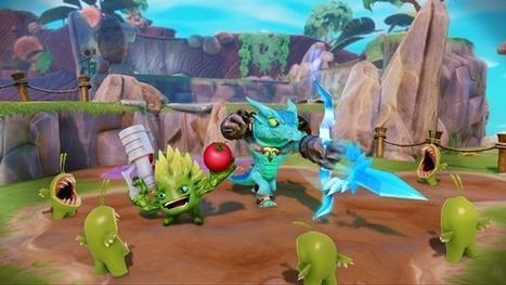 Skylanders Trap Team vs Disney Infinity 2.0: a head-to-head review | Online Childrens Games | Scoop.it