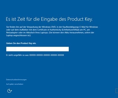 Windows 10 ISO: Installieren per Update, USB und VirtualBox | Clean Install | Free Tutorials in EN, FR, DE | Scoop.it