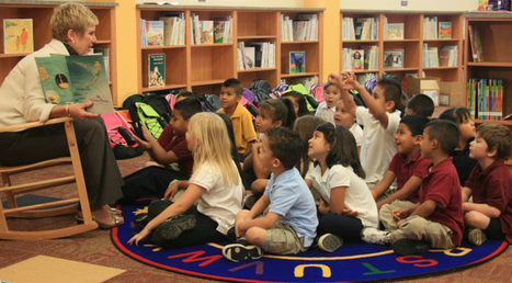 Teaching English to Young Learners: some insights from the literature | foreign and second language teaching | Scoop.it