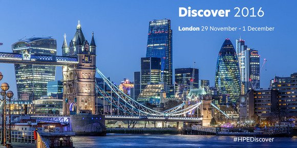 Docker at HPE Discover