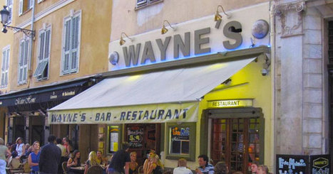Wayne's Bar: The Best Bar in Nice | Regions of France | Scoop.it
