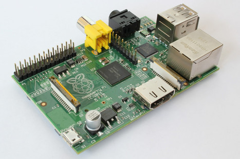 Raspberry Pi wins Social Impact Business of the Year title | Seo | Scoop.it