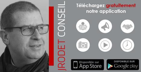 Notre application pour smartphones et tablettes | Site professionnel de Jacques Rodet | Scoop.it