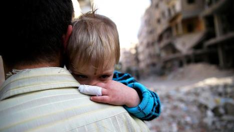 UN: 250,000 besieged in Syria, beyond reach of aid | Egypt and Syria - Eric Thomas | Scoop.it