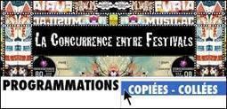LA CONCURRENCE ENTRE FESTIVALS - Evene | FESTIVALS DE MUSIQUE | Scoop.it