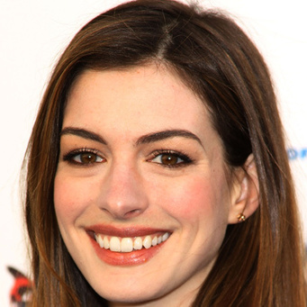 Anne Hathaway - Famous Actress- on Famously Quiet | Fame & Fame | Scoop.it