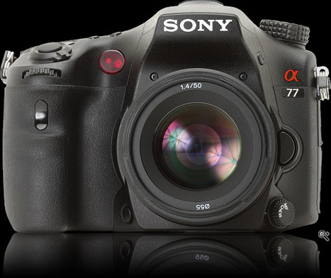 """Sony SLT-A77 Review 