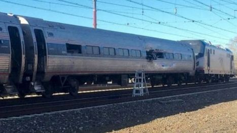 United States Train accident outside of Philadelphia two dead   The Univers News - Latest Online News   Scoop.it