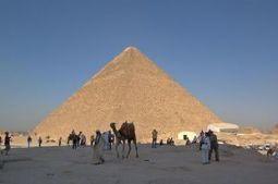 Egypte : Le nombre de touristes affiche une hausse de 17,1% en 2012   Égypt-actus   Scoop.it