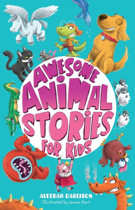 Awesome Animal Stories for Kids - Reading Time | Reading discovery | Scoop.it