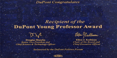 DuPont Celebrates Scientific Innovation by Recognizing Young Professors | DuPont ASEAN | Scoop.it