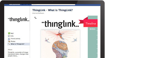 Une nouvelle solution en ligne pour rendre les images interactives : ThingLink (+ simple que Images-Actives) | INFORMATIQUE 2014 | Scoop.it