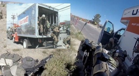 MILSIM MYTHS BUSTED! - A Rental Truck is NOT AN APC? - Thumpy Commentary with VIDEO! | Thumpy's 3D House of Airsoft™ @ Scoop.it | Scoop.it