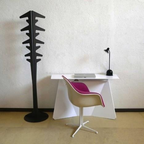 Modern Study Table Design | Home Design | Scoop.it