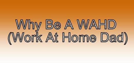 Whу Bе A WAHD (Work At Home Dad) | Alex Shaikh Dot Com | AlexShaikh.Com | Scoop.it
