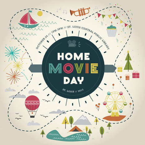 Home Movie Day in St. Louis   Preserve and Share Home Movies   Scoop.it