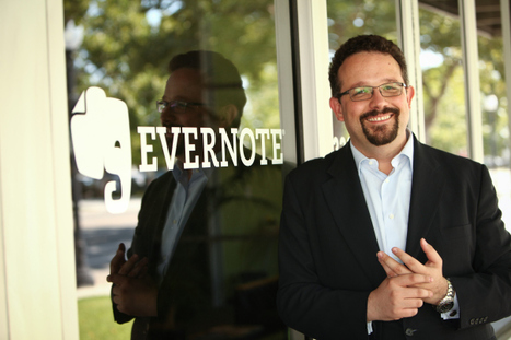 "Evernote defers ""eventual"" IPO, raises $85 million in funding 
