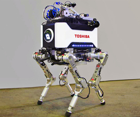 Toshiba présente un robot pour explorer Fukushima | Robots and Robotics | Scoop.it