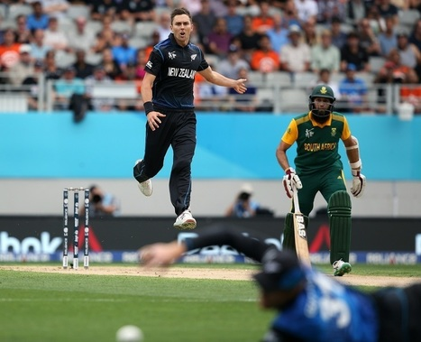 ICC Cricket World Cup, 1st Semi-Final: New Zealand v South Africa at Auckland, Mar 24, 2015 - Live Cricket Score - UpCric.com | Live Cricket Scores and Match Highlights | Scoop.it