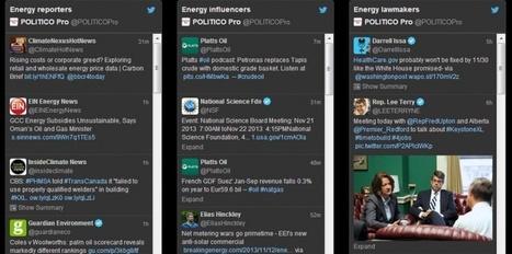 Actu : Twitter lance les Timelines personnalisables | Méli-mélo de Melodie68 | Scoop.it