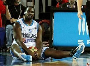 Schortsianitis to miss Eurobasket | Europa Basket | Scoop.it