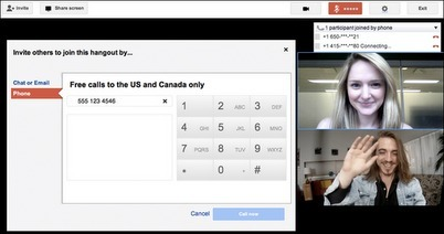 Google+ - A new extra for Hangouts with extras: Make phone calls! | GooglePlus Expertise | Scoop.it