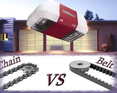 Get Acquaint With the Working of Belt Drive Garage Door Opener | Canadian Garage Doors & Windows | Scoop.it