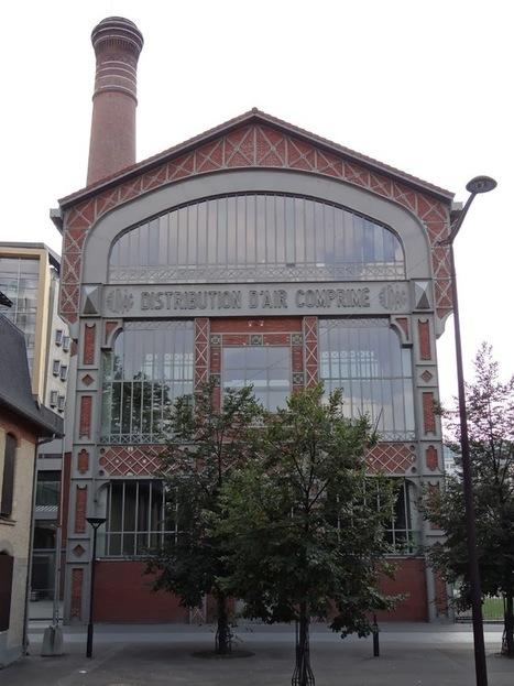 Des usines à Paris: Deux films à découvrir à la mairie du 10e arrondissement | La Reconversion des Friches Industrielles en Lieu Culturel et en Espace de Coworking | Scoop.it