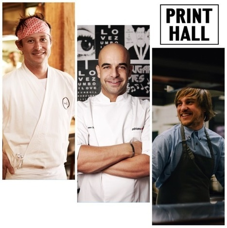 Chef Collaboration Dinner | Print Hall | Restaurant | Scoop.it