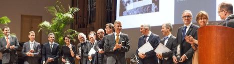 Dix chercheurs belges récompensés pour l'excellence de leurs travaux | Institutionnel | Scoop.it