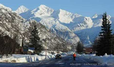Valdez, no stranger to disaster, sees avalanche as a wonder   State News   ADN.com   Sustain Our Earth   Scoop.it