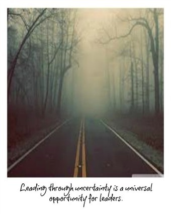 How Will You Navigate Uncertainty As A Leader? - Business 2 Community | Mediocre Me | Scoop.it