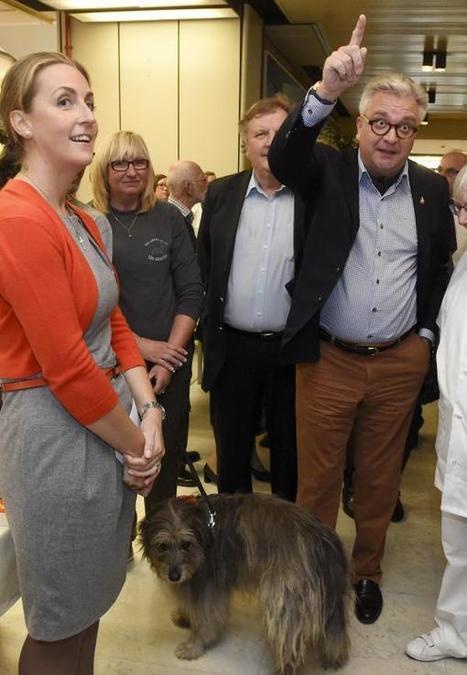 Le prince Laurent et la princesse Claire à Liège pour les 30 ans du service de pédiatrie de la Citadelle (photos) | Votre santé, notre métier | Scoop.it