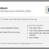 App «ξεπλένει τις αμαρτίες σας από το Facebook» | Information Science | Scoop.it