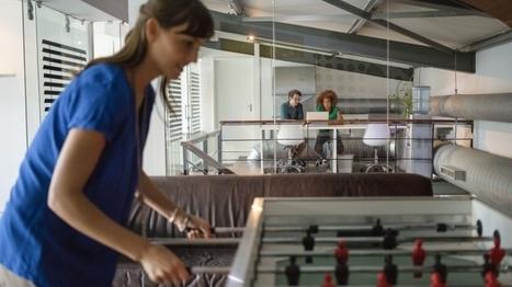 12 Reasons You Should Let Your Employees Play Games | Le Zinc de Co | Scoop.it