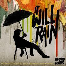 Bruno Mars - It Will Rain | Musica... | Scoop.it