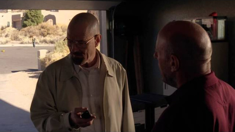 Breaking Bad's final gag reel will make you laugh, and maybe cry | VIM | Scoop.it