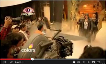 Behind The Scenes of Making Bigg Boss 7 Promo Featuring Salman Khan | BIGG BOSS Saath 7 News, Episodes, Photos | Scoop.it