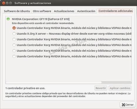 He instalado Ubuntu 13.10 (Saucy Salamander) y ... - Libertad TUX | Software Libre | Scoop.it